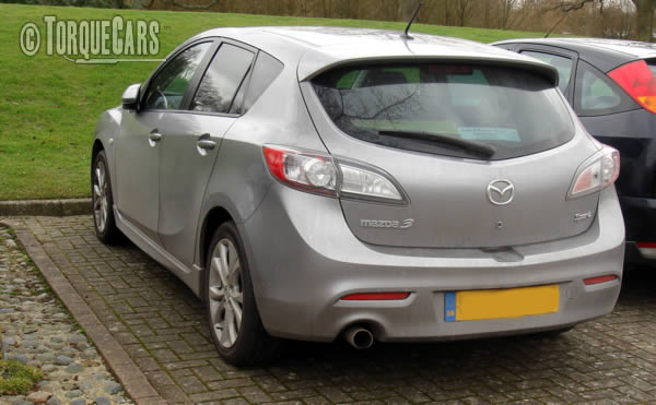 tuning the mazda 3 for performance. Black Bedroom Furniture Sets. Home Design Ideas